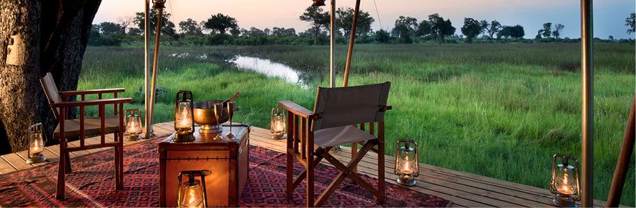 Duba Expedition Camp Botswana