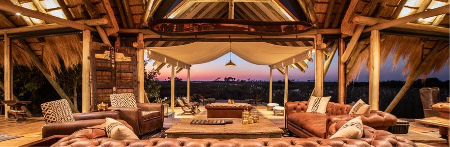 Selinda Camp Andrew Howard Botswana